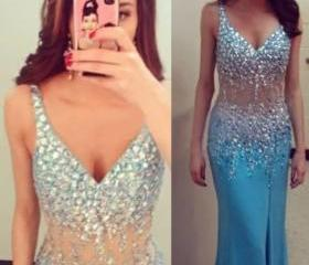 Prom Dresses Open Back Prom Dress Backless Prom Dresses Open Back Formal Dresses Plus Size Prom Dresses